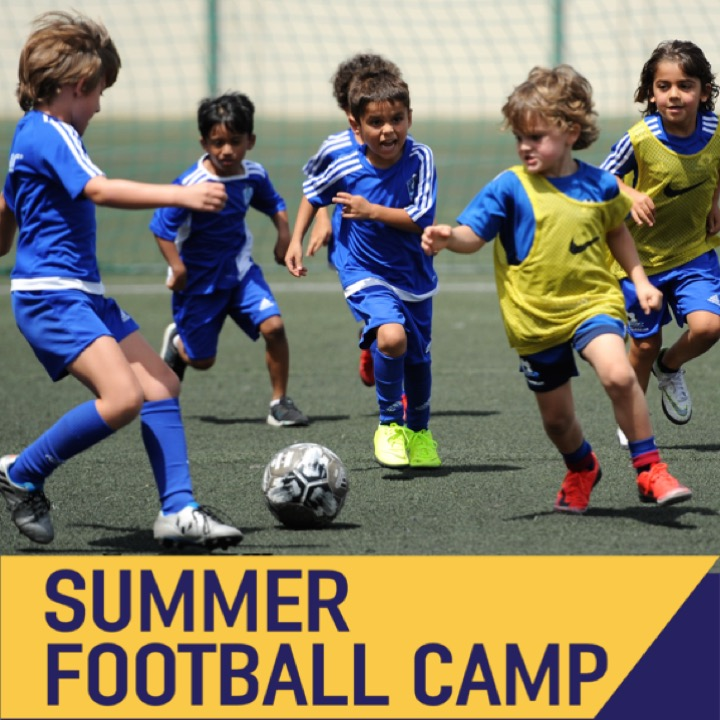 cb7bf3489a8 IFA SUMMER FOOTBALL CAMP. 7th July - 5th September Sunday to Thursday