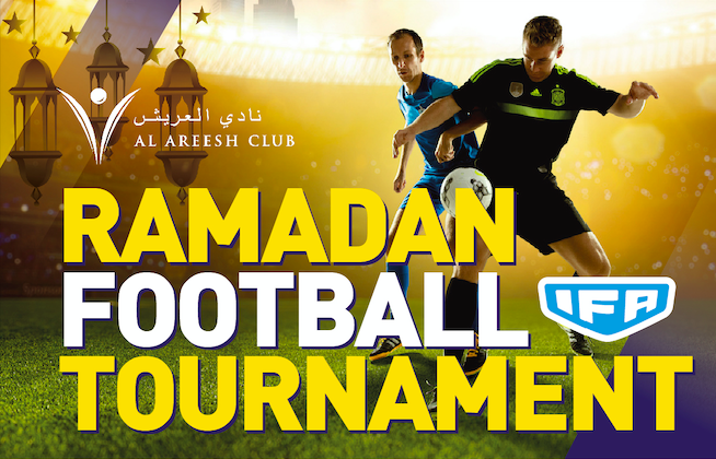 RAMADAN FOOTBALL TOURNAMENT