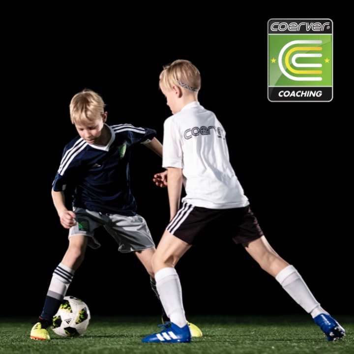 COERVER SMALL SIDED GAMES: ATTACK/DEFENCE